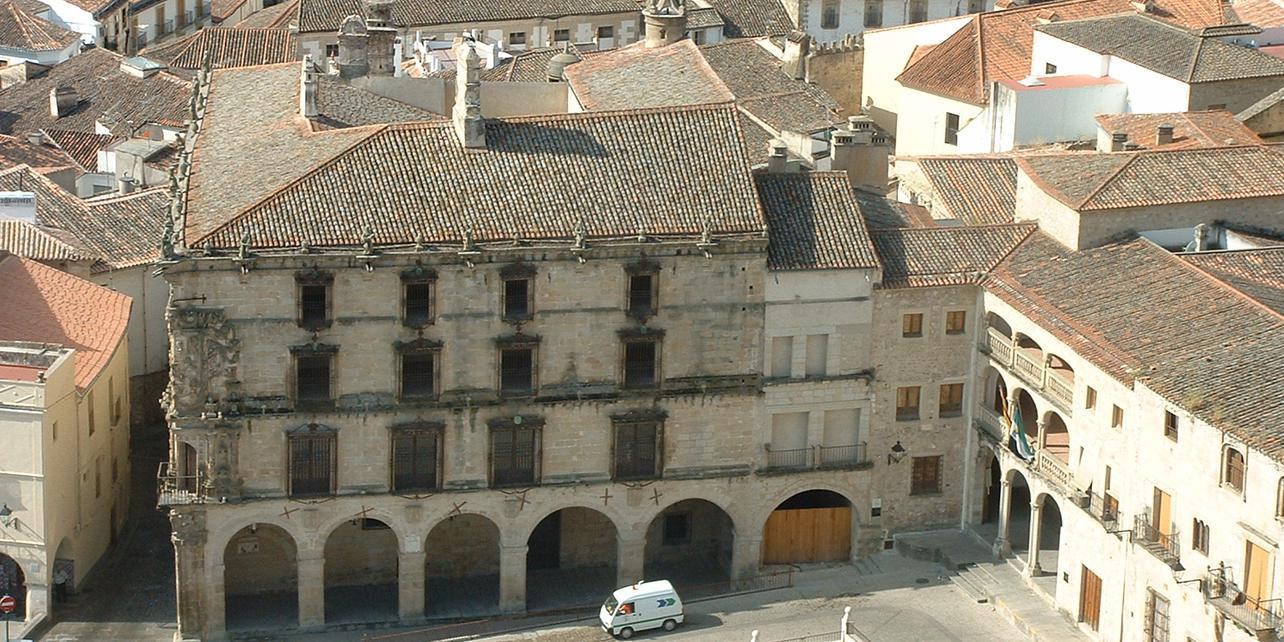 Casa-Palacio del marqués de la Conquista