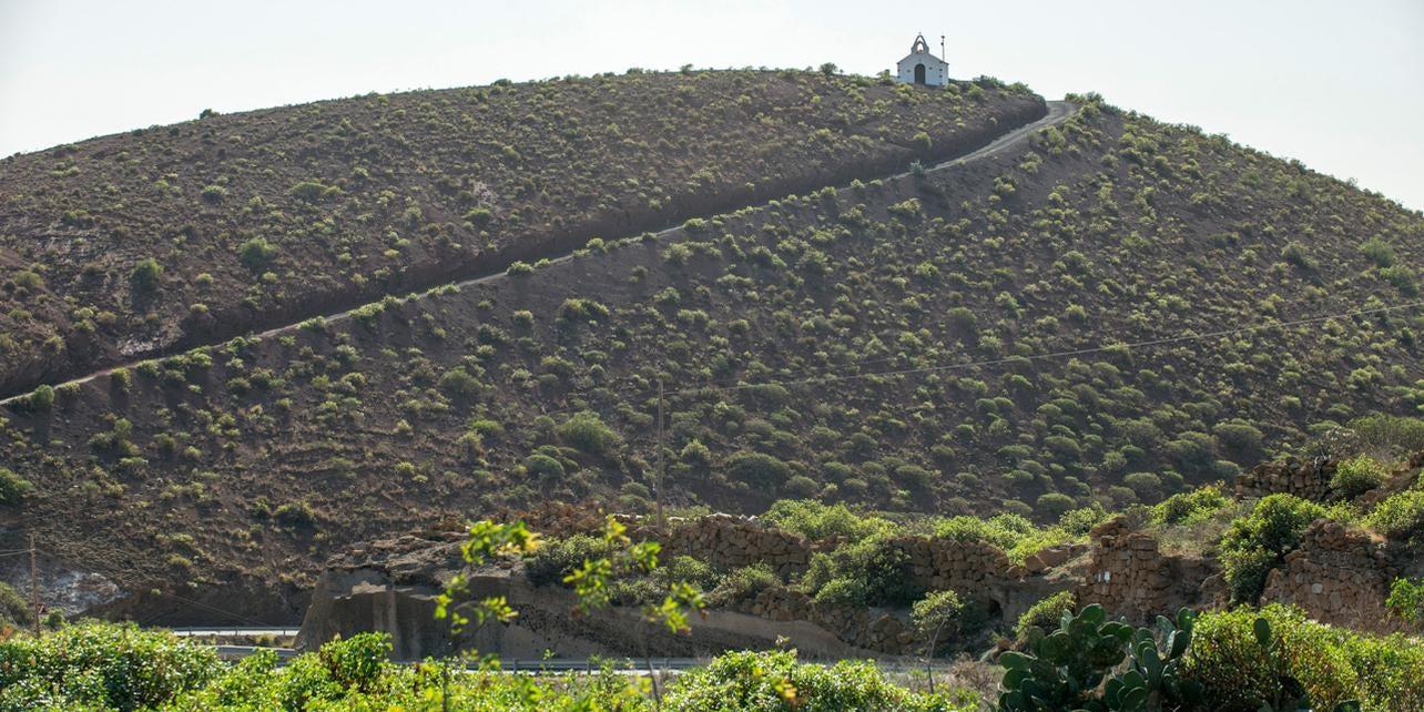 Barranco de Fasnia y Güímar