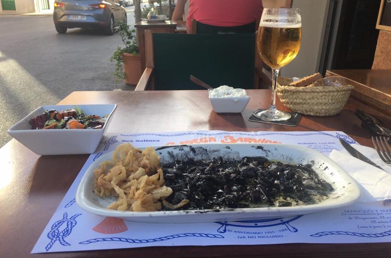 Foto cedida por restaurante