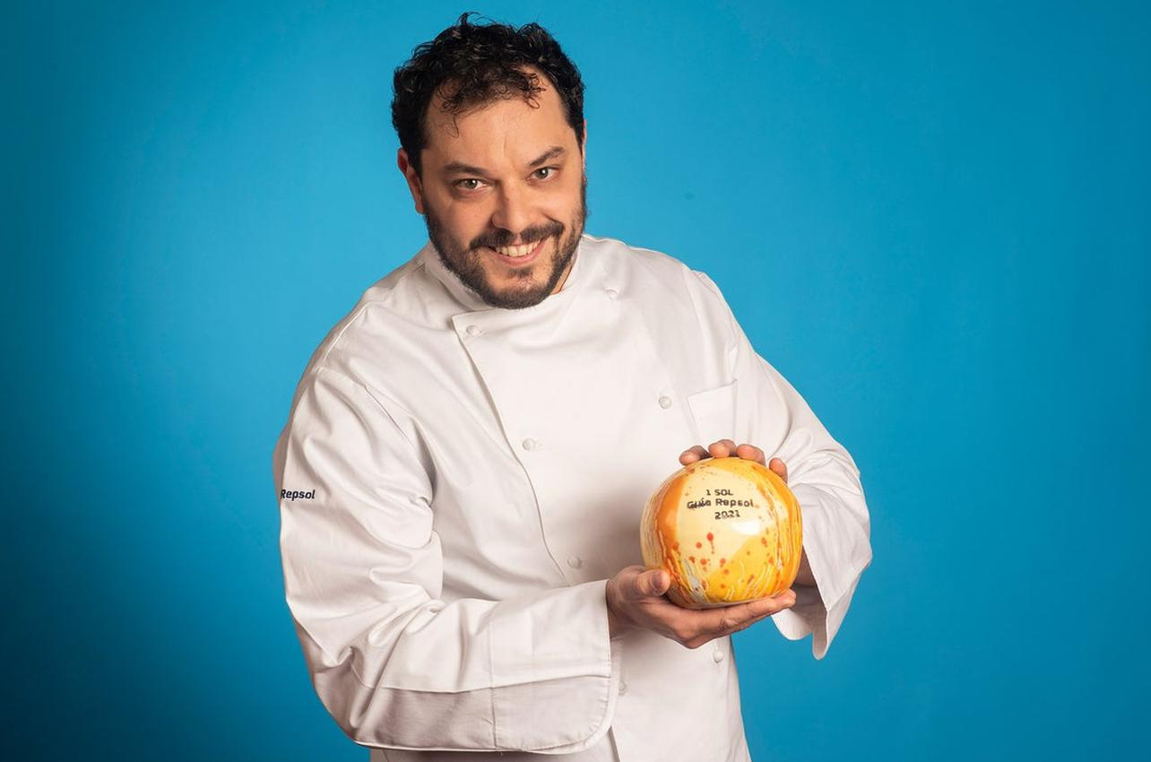 Roberto Terradillos, con el Sol por Terra Palencia, recibido por primera vez en 2021