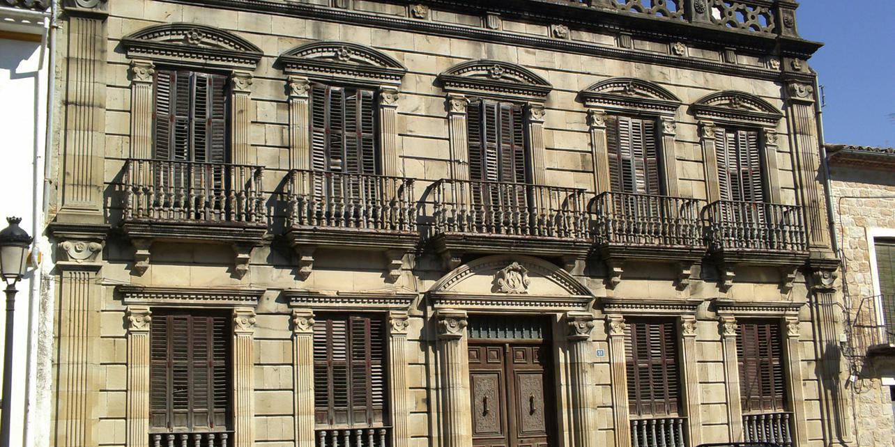Casa-Palacio Cardenal Benavides