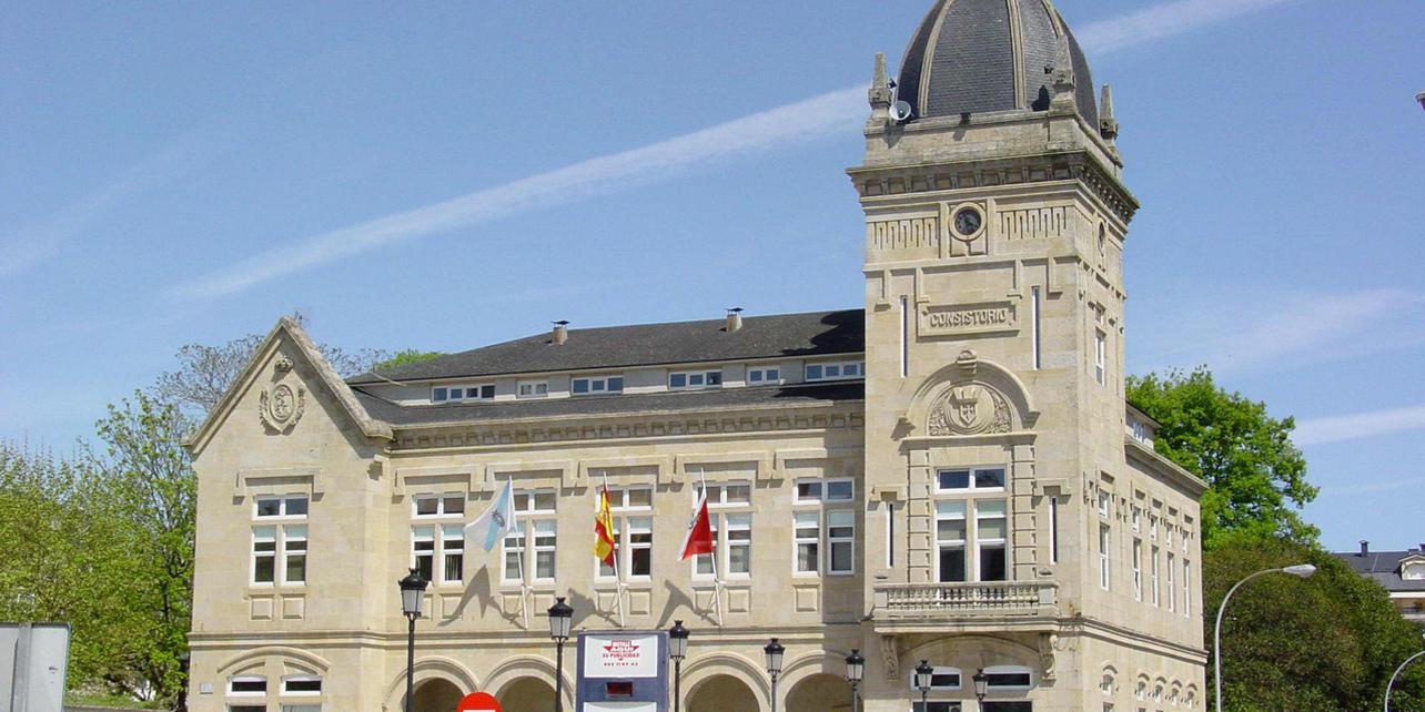 Ayuntamiento de A Estrada