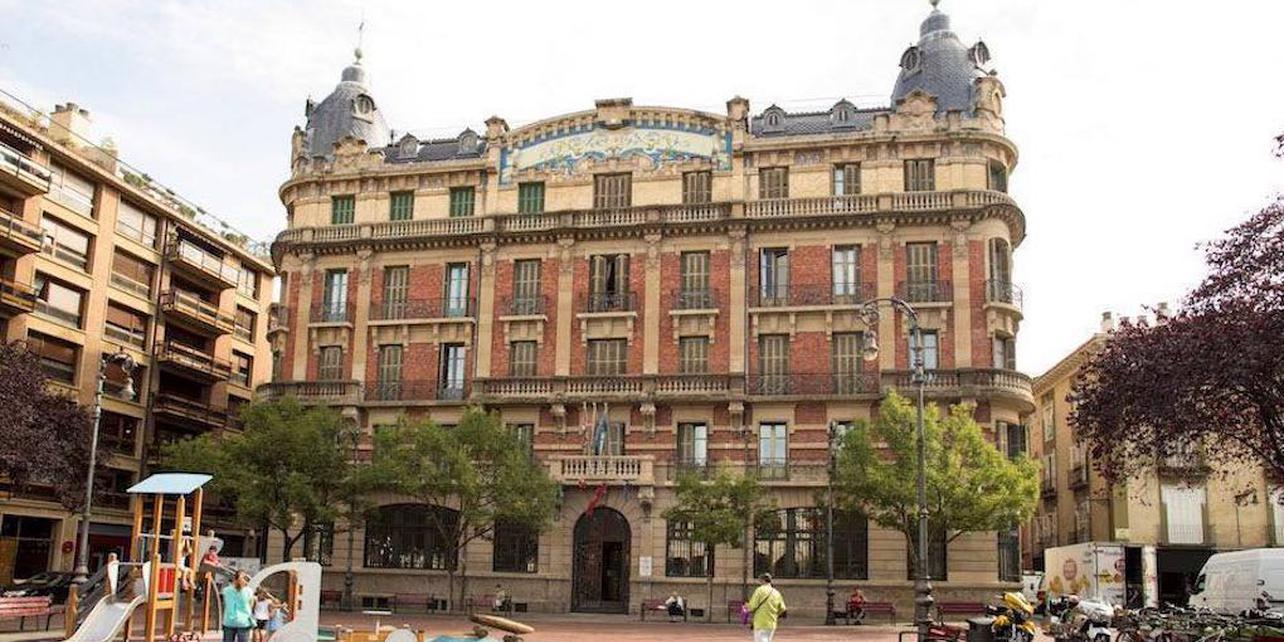Biblioteca Pública de Pamplona-San Francisco