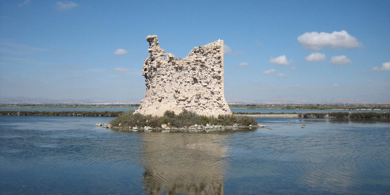 Torre vigía el Tamarit