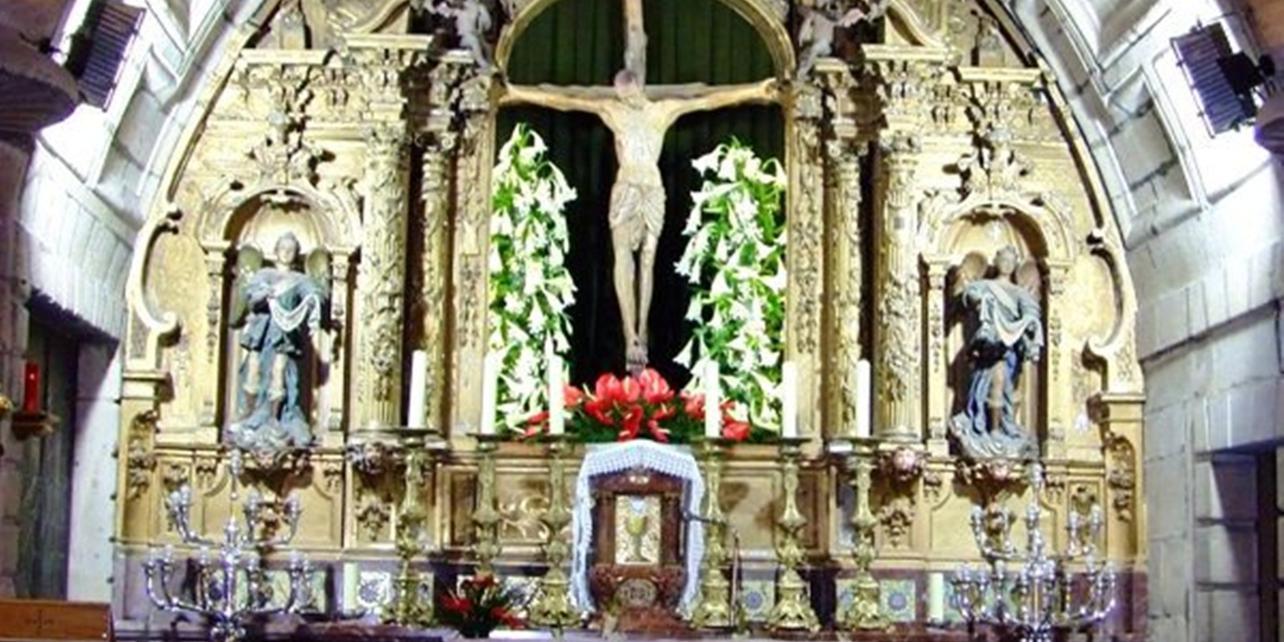 Basílica del Santo Cristo