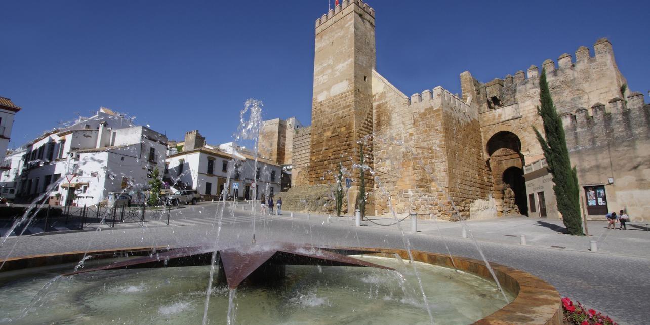 Alcázar Puerta de Sevilla