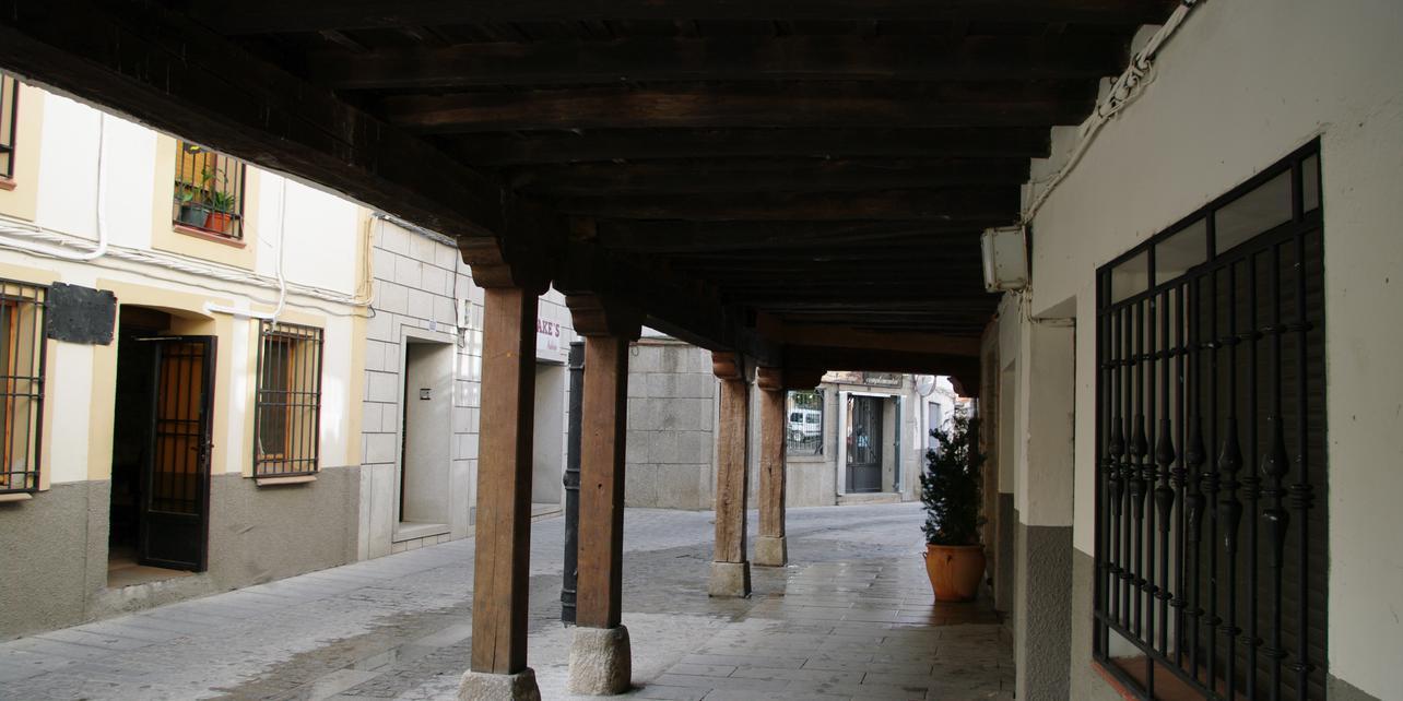 Casco urbano de Jerte