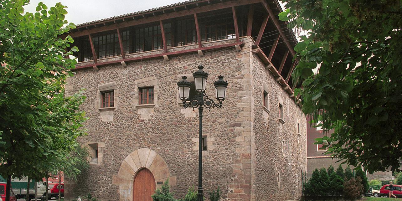 Casa torre de Ariz