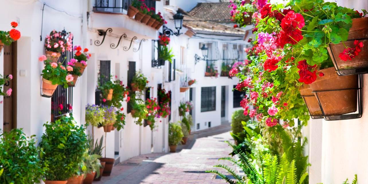 Casco Histórico de Benalmádena