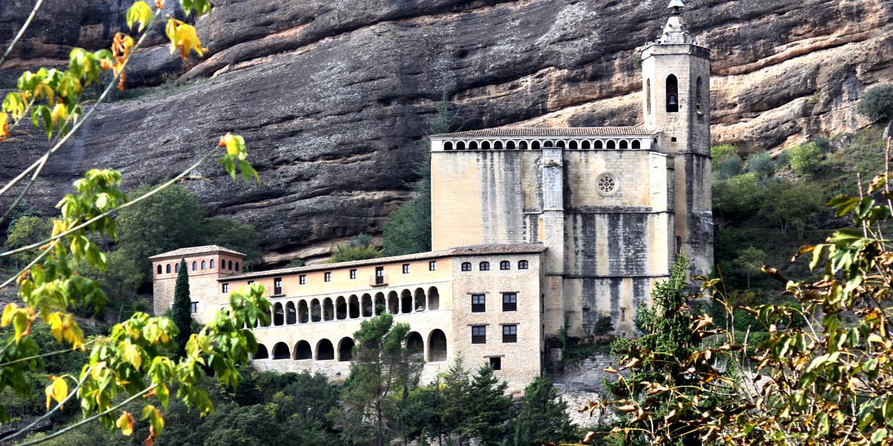 Basílica de la Virgen de la Peña
