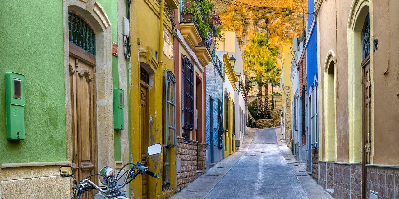 Barrio La Medina