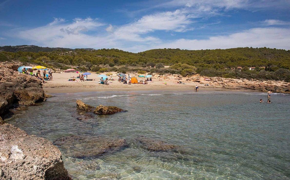 Castellón - Playa Russo de la Sierra de Irta