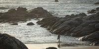 Playas escondidas en Porto do Son