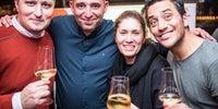 Fiesta Pre Gala Soles (San Sebastián) - Kiko Moya, Juanjo Pérez, Maca de Castro y Yayo Daporta