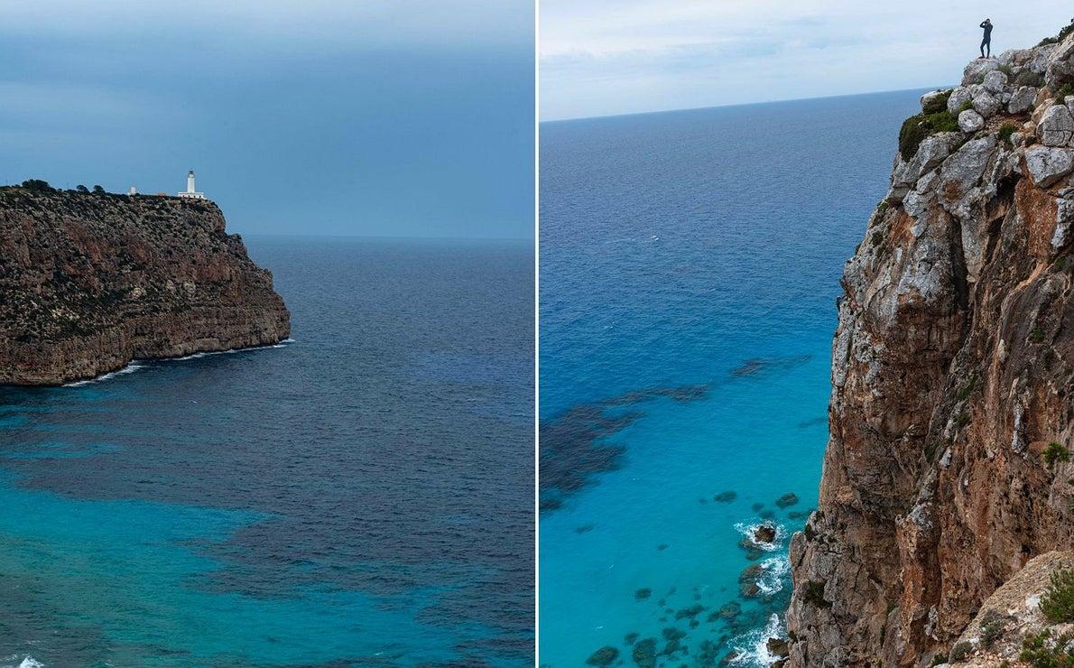 Mirador de Punta Roja (Formentera)