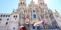 Fotos en el Camino Portugués: Catedral de Santiago