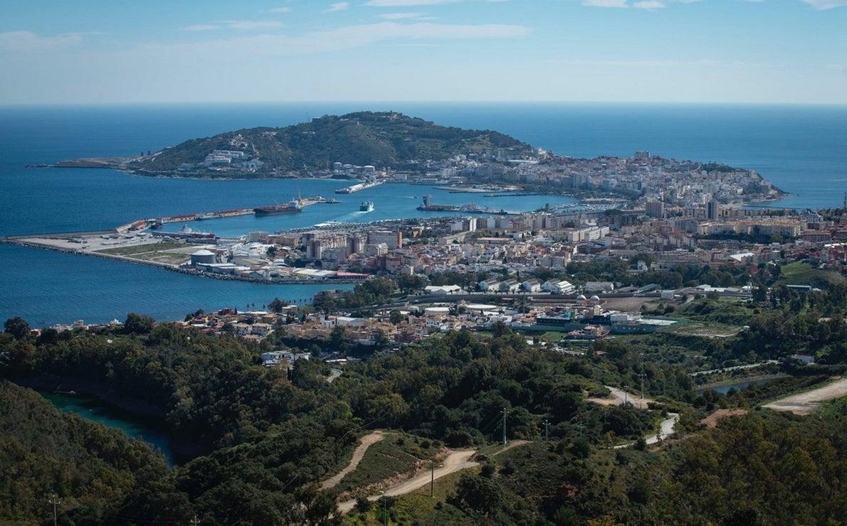 Mirador Isabel II (Ceuta)