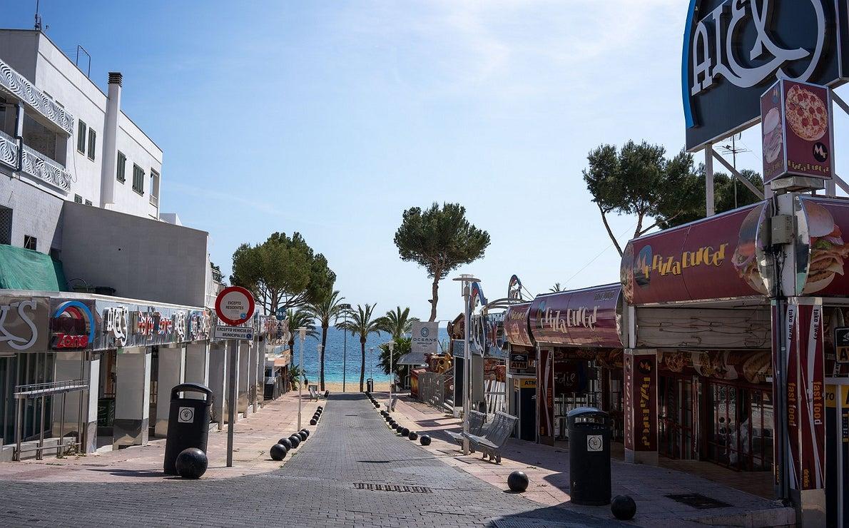 Mallorca vacía: Magaluf
