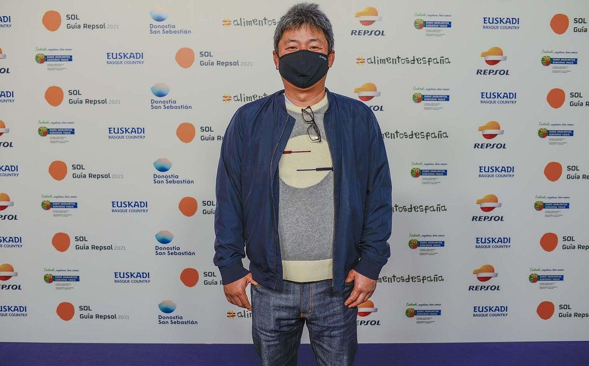 Kenji Ueno ('Sato i Tanaka').