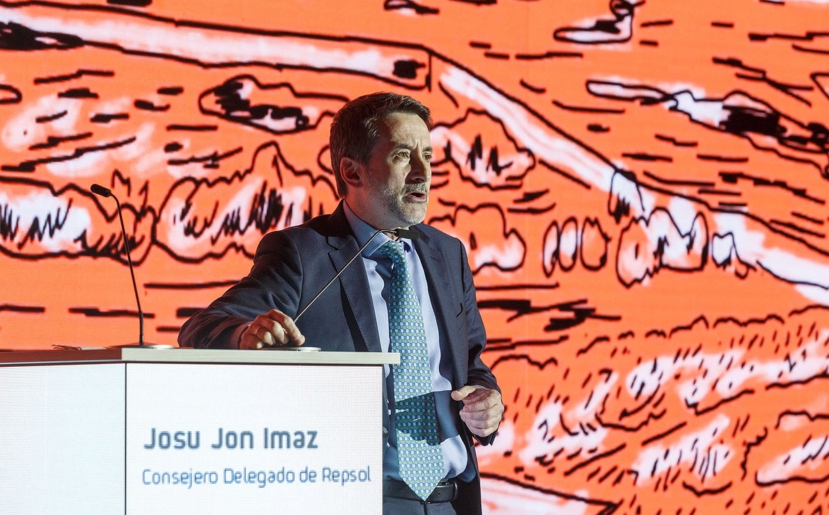 Gala Soles Guía Repsol 2020. Josu Jon Imaz.