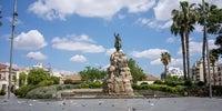 Mallorca vacía: Plaza de España de Palma
