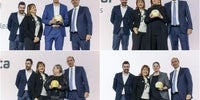 Gala Soles Guía Repsol 2020. 2 Soles collage. La Lobita.