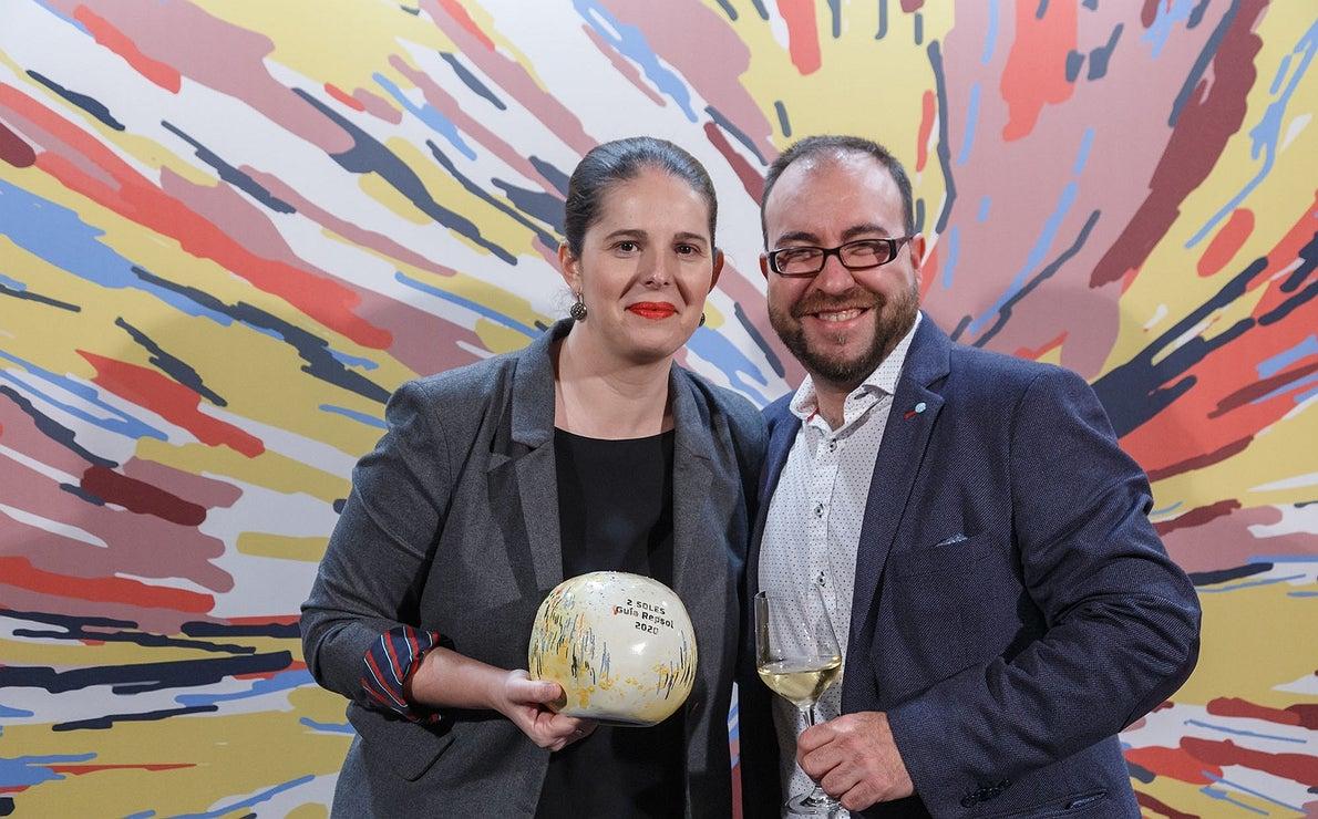 Photocall Gala Soles Guía Repsol 2020. La Lobita