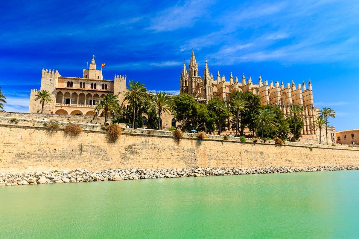 Catedral de Mallorca.