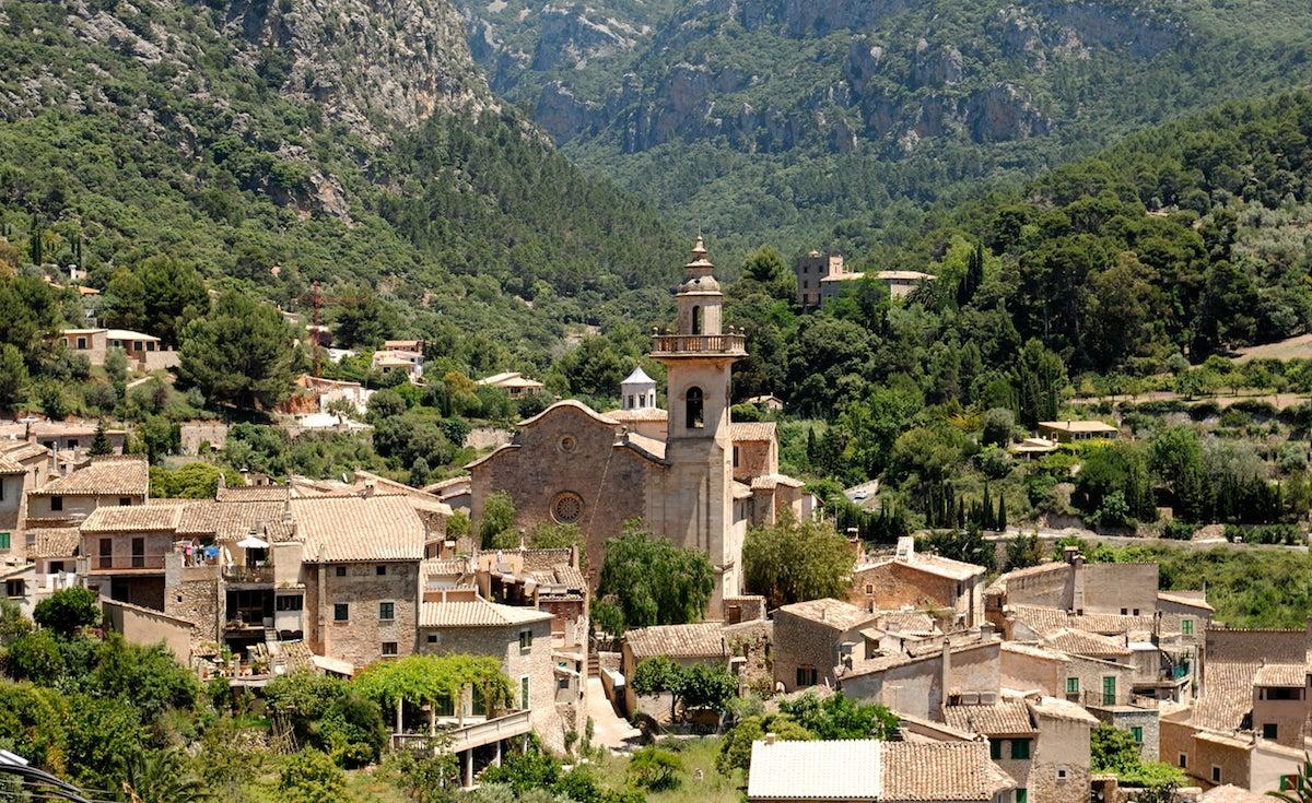 Valldemossa, Mallorca.