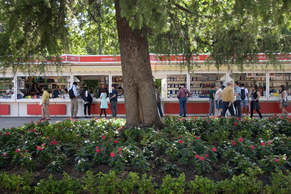Feria del Libro de Madrid, 2015.