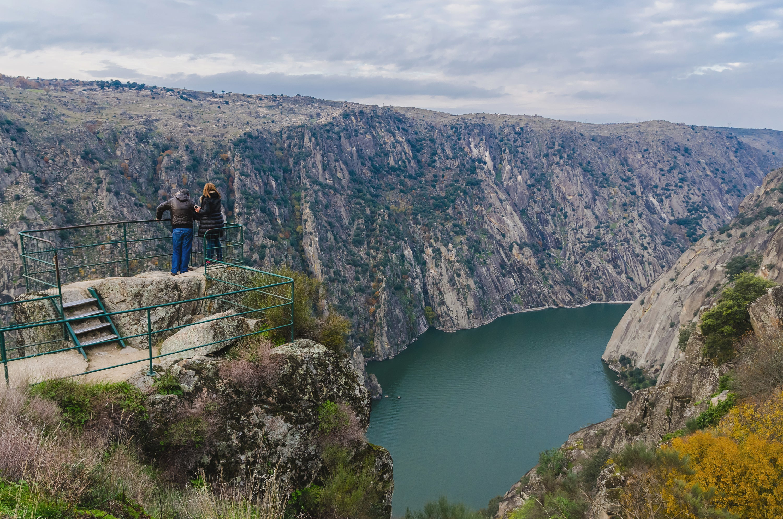El Mirador del Fraile, en el parque natural de los Arribes del Duero (Salamanca). Foto: Shutterstock