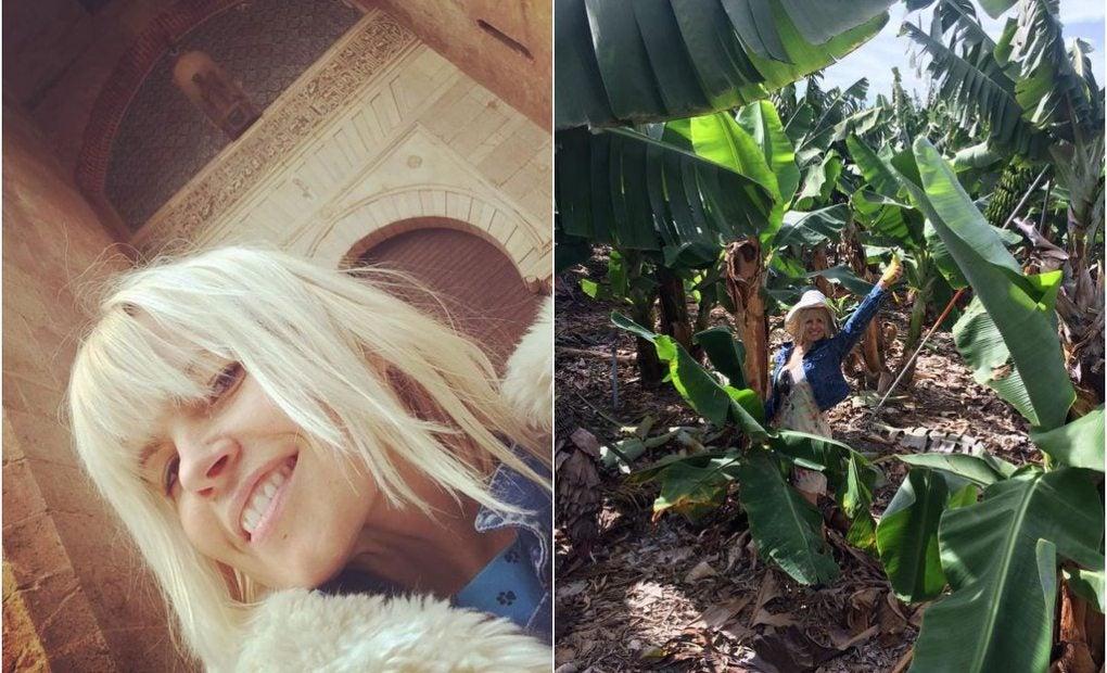 Granada y La Palma. ¿Se puede pedir más? Fotos: Instagram