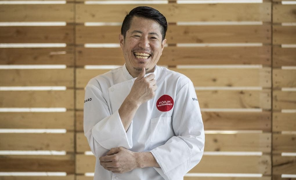 Hideki Matsuhisa.