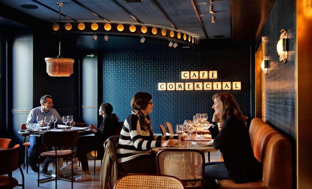 Café Comercial. Apertura. Madrid. Foto: Roberto Ranero