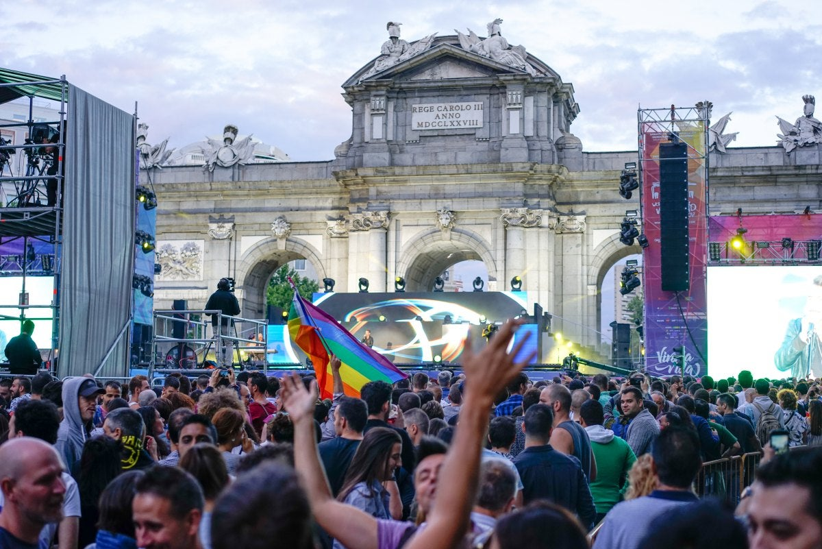 ¡Que empiece la fiesta! Foto: Shutterstock
