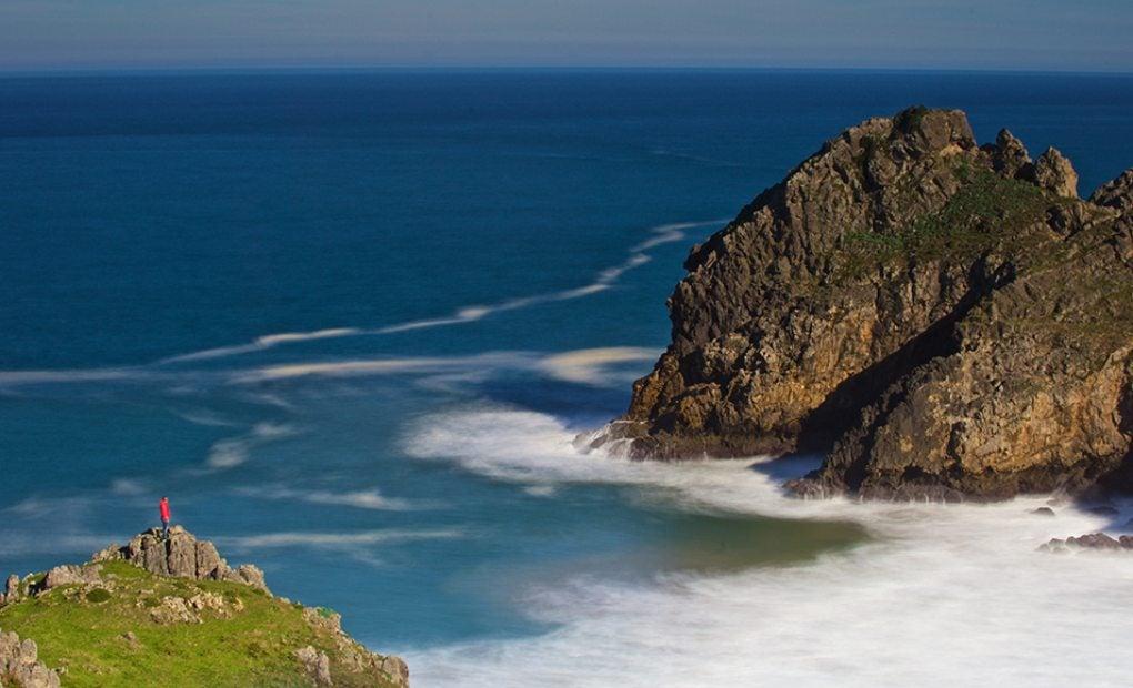 Cantabria cuenta con más de 220 kilómetros de costa con más de noventa playas paradisiacas. Foto: Jerónimo Piquero.