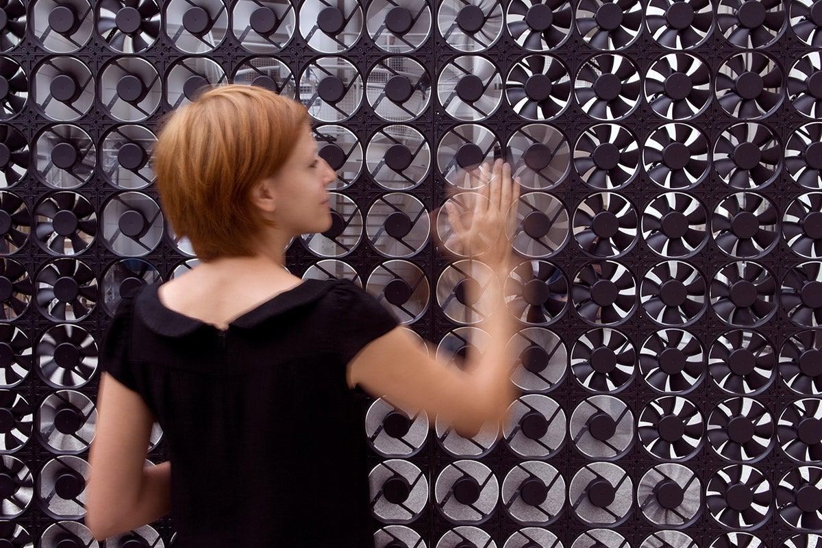 Madrid Design Festival. Foto: Estudio Roosegarde