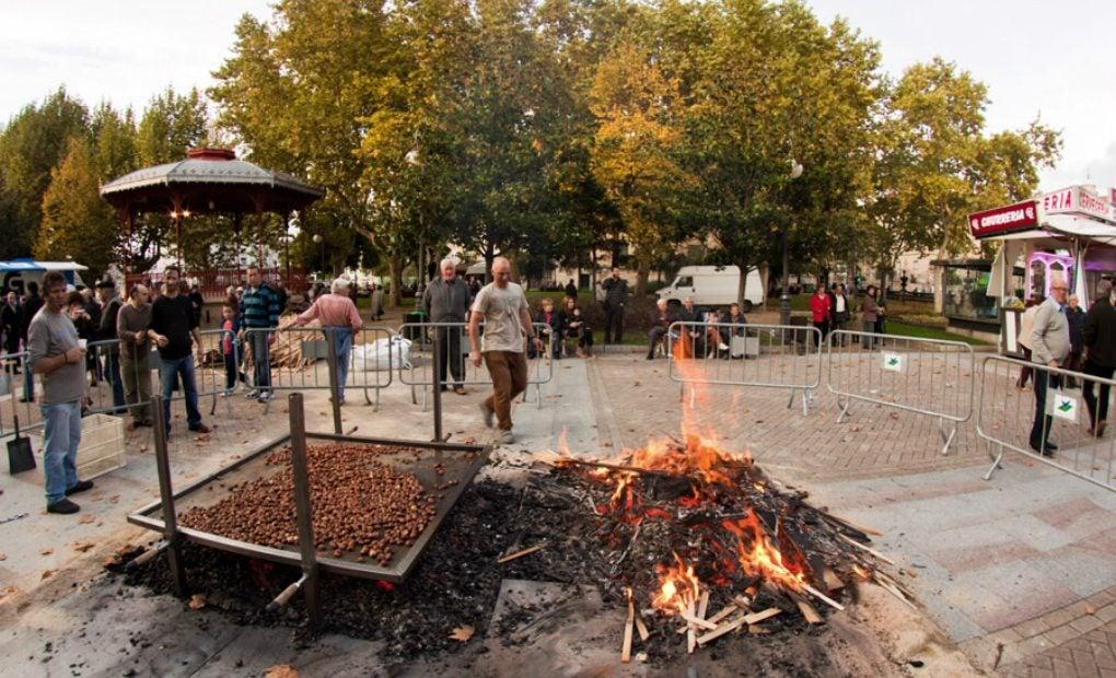 El Magosto es una fiesta de interés turístico.