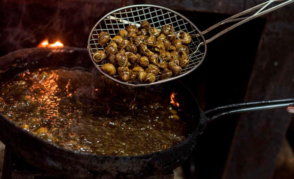 Lleida esconde todo un universo culinario más allá de los caracoles. Foto: La Dolceta