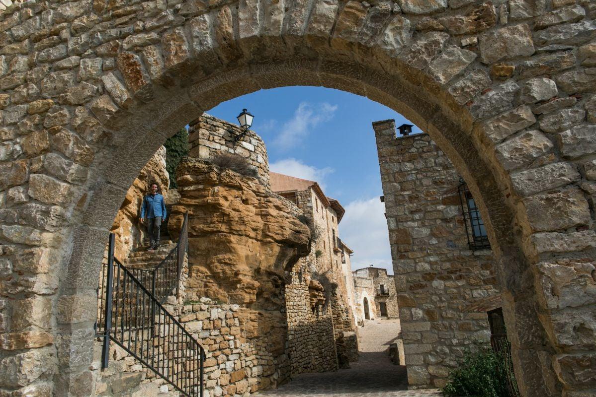 Culla, Alto Maestrazgo, Castellón. Foto: Eva Máñez