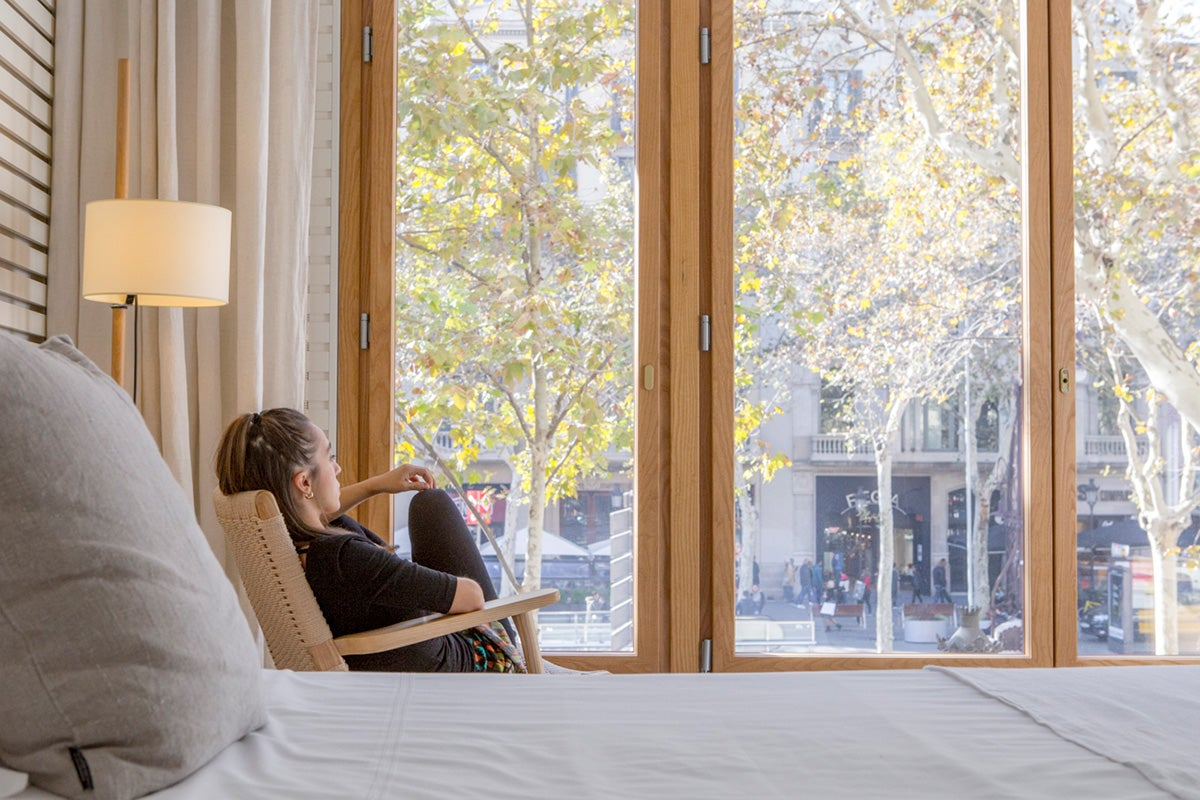 Hotel Casa Margot (Barcelona).