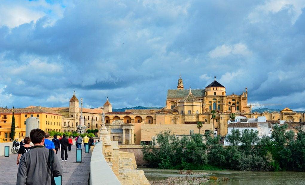 La Mezquita, la reina de Córdoba. Foto: Shutterstock.