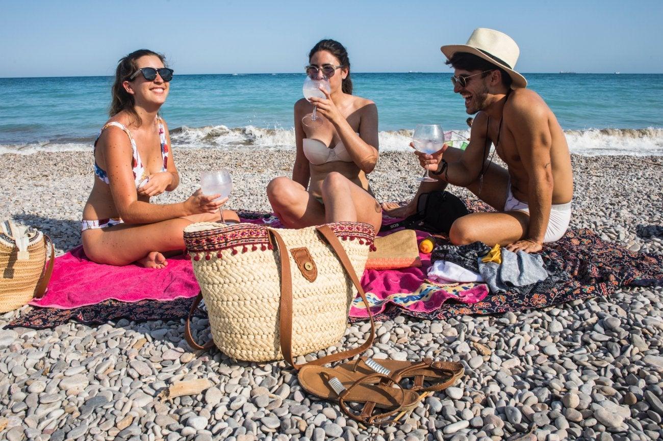 Benicàssim: Playa Els Terrers (2)
