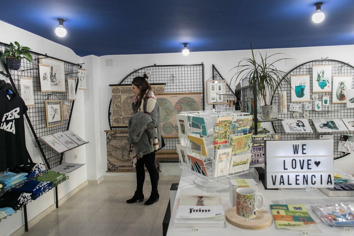 Tienda Gnomo en Valencia