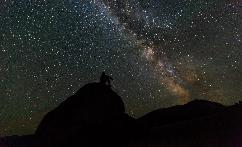 El valle de Àger, en Lleida, una de las reservas Starlight más apetecibles.