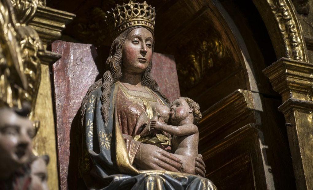 Santa María de Lebeña.