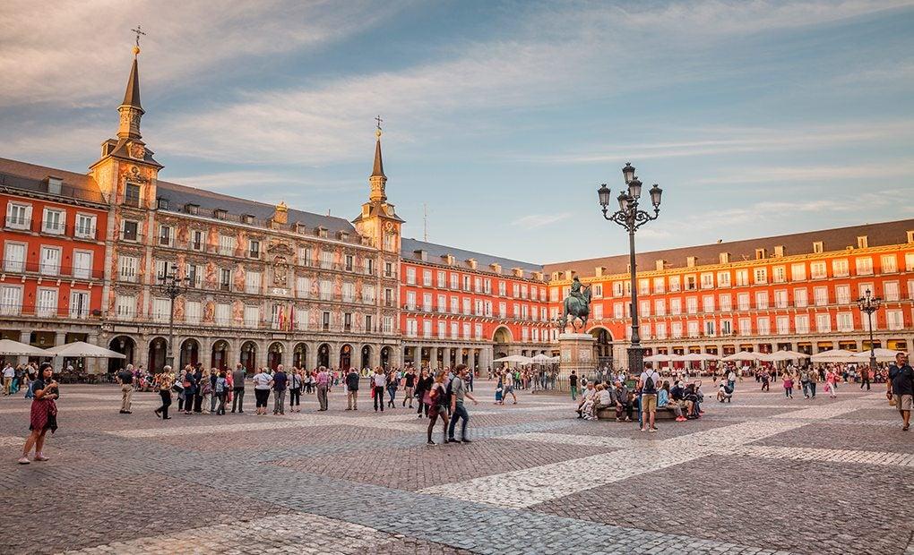 La Plaza Mayor cumple 400 años. Foto: John Silver. Shutterstock.