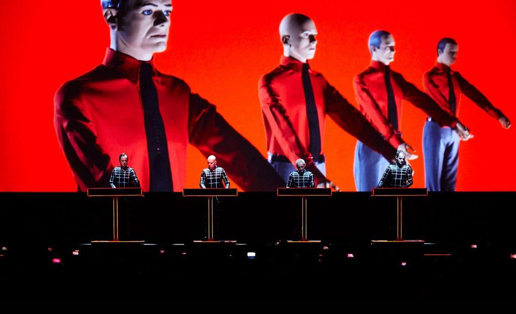 Foto: Kraftwerk.