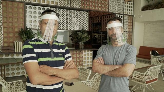 Oriol Castro y Eduard Xatruch, Disfrutar