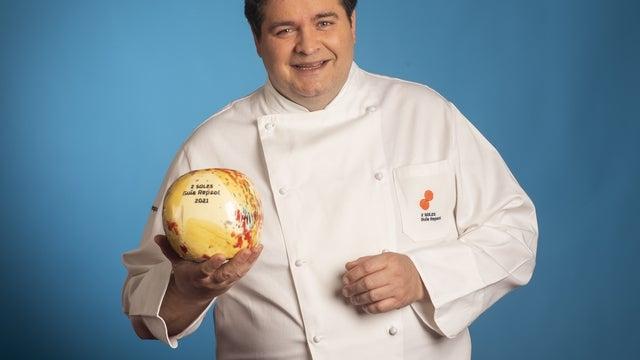 2 Soles Guía Repsol: As Garzas - Fernando Agrasar